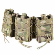 Платформа High Speed Gear с тремя подсумками X2R Taco Shingle , цвет – Multicam