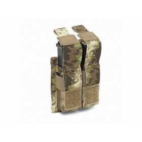Подсумок Direct Action Double DA 9mm Pistol Pouch Warrior Assault Systems на 2 магазина, цвет – A-TACS AU
