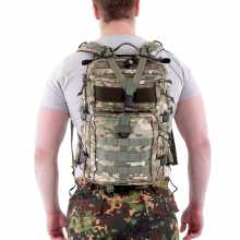 Рюкзак Kiwidition Kahu Fatty 30л Nylon 1000 den multicam