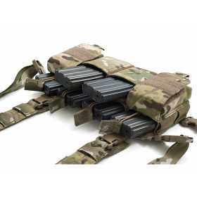 Разгрузочный жилет Pathfinder Chest Rig Warrior Assault Systems, цвет – MultiCam