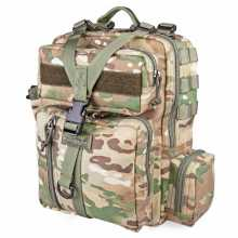 Рюкзак Kiwidition Tonga II School 14л Nylon 1000 den multicam